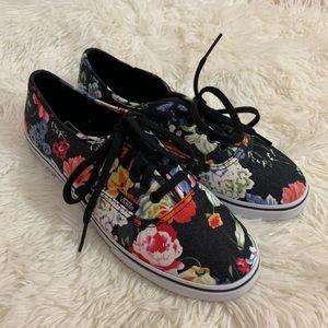 Vans Floral Classic Sneakers